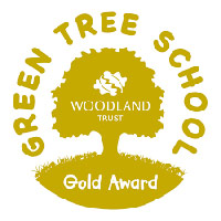 Woodland Trust Gold Award