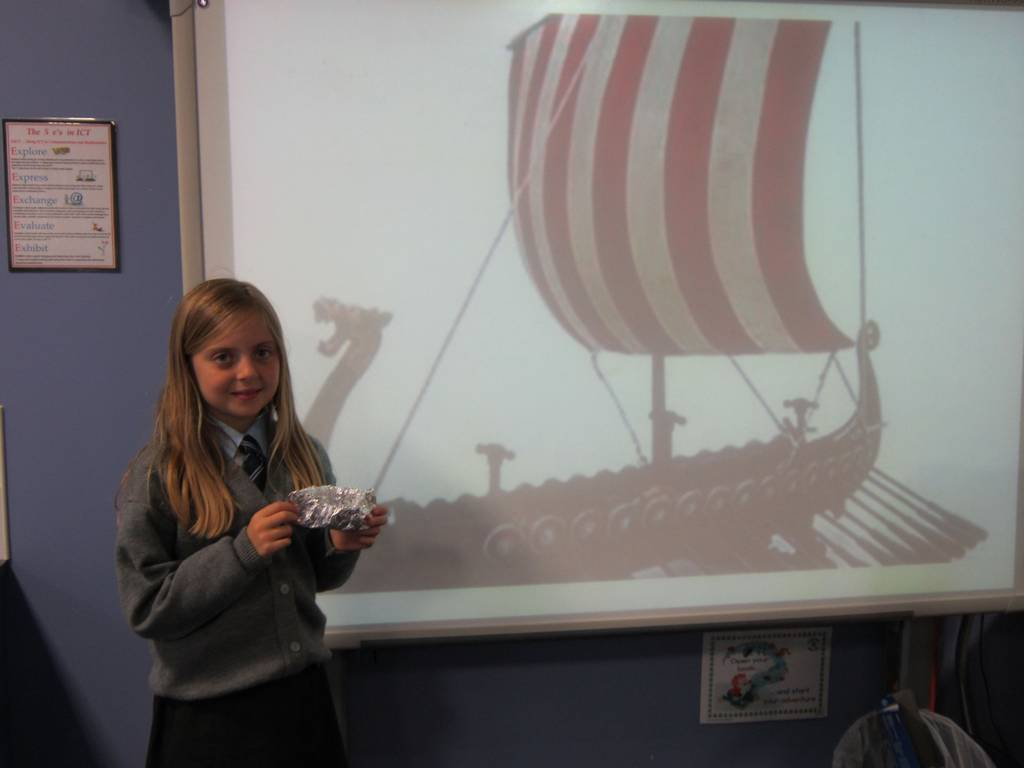 Viking boat Hull 4