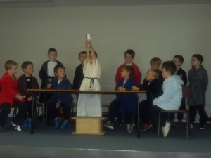 P3 Easter Assembly 1
