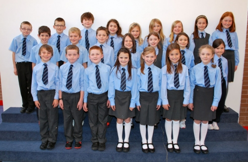 Mrs Williamson's Class - 2011-12