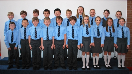Mr Brown's Class - 2011-12
