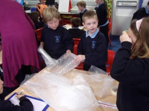 Investigation Underway! P3M