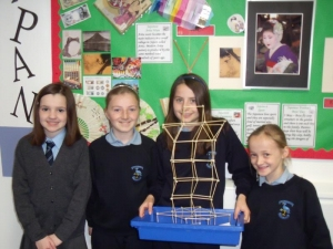 We are proud of our Structure P7S